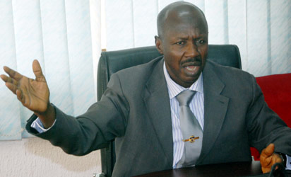 Ibrahim Magu, Acting Executive Chairman, EFCC