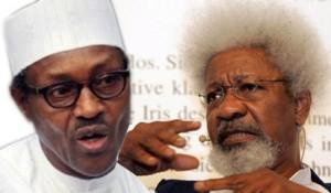 Buhari and Soyinka