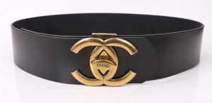 Chanel big belt