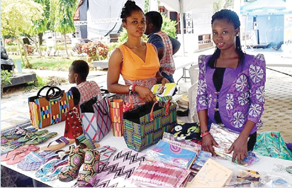 Lady of Africa arts and craft exhibition opens in Lagos - Vanguard ... b37c8399f1ee0