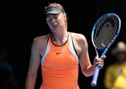 Maria Sharapova beats Timea Bacsinszky in 1st round of Shenzhen Open