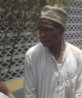 Yunusa Arraigned In Court Over Ese Oruru's Abduction : March 08, 2016.