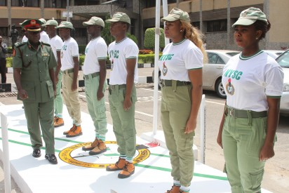 The Director General of the National Youth Service Corps (NYSC), Brig-Gen. Sule Kazaure takes took over as the 17th DG of the scheme, promising to priotise welfare of corps members and the staff.