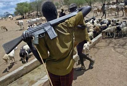 Armed Fulani-herdsmen