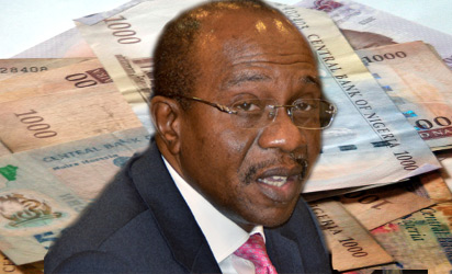 Governor, Central Bank of Nigeria (CBN), Mr Godwin Emefiele