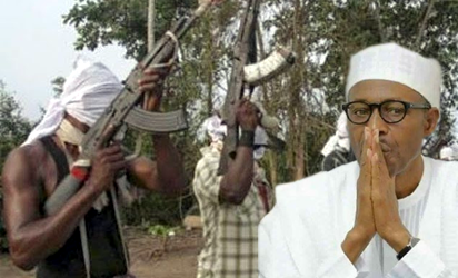 Militants withdraw ultimatum to Buhari on Boroh's recall