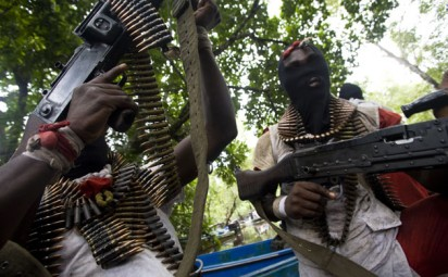 Urhobo youths to Greenland militants: You're faceless criminals