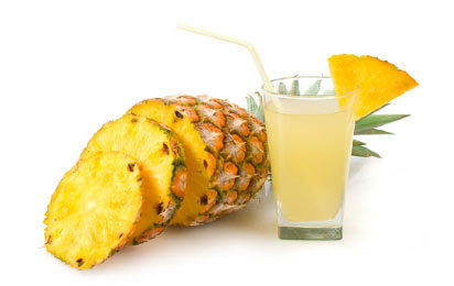 Pineapple and pineapple juice