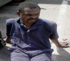 Rapist Moruf Mohammed