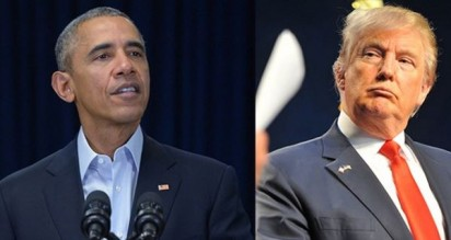 Obama to Trump: I did not wiretape you during campaign