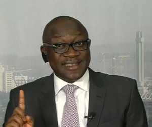 Chairman, House of Representatives Committee on Appropriation, Hon. Abdulmumin Jibrin