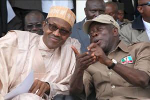 Buhari, Oshiomhole, economy, Nigeria