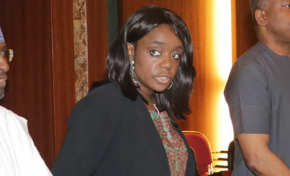 File: Minister of Finance, Mrs. Kemi Adeosun,   as the Acting President Prof Yemi Osinbajo presides over Federal Executive Council (CE) Meeting at the Council Chambers in Abuja