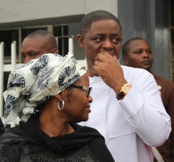 Fani-Kayode in court