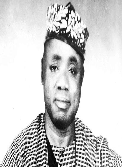 DANIEL OLORUNFEMI FAGUNWA; 1905-1963: