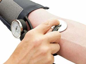 testing for high blood pressure or Hypertension