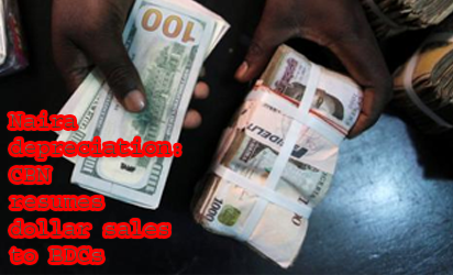 Our Naira cries at parallel market