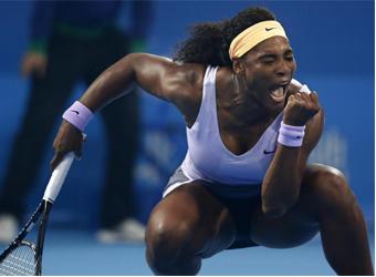 Ready to Roar - Serena