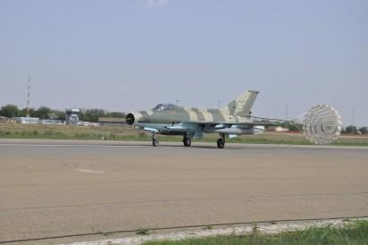 Nigerian Airforce jet