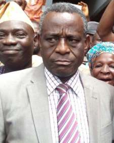 Prof Anthony Elujoba