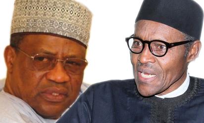 Ex  President, Ibrahim Babangida (IBB) and President Muhammadu Buhari