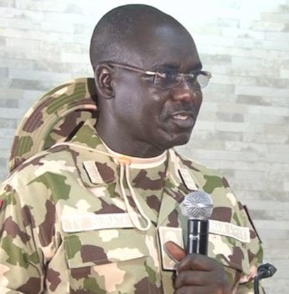 Our soldiers deserve to live in decent houses – Army chief Buratai