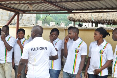 'Peace Corps will establish mediation cCentres, not detention centres'