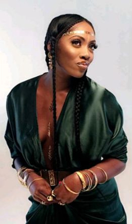 I am still with Mavin Record –Tiwa Savage