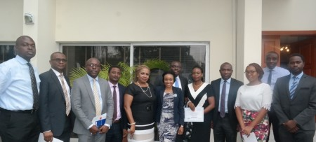 Participants at the maiden edition of  OAL Maritime Master Class.