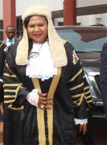 Anambra Speaker, Mrs. Rita Maduagwu