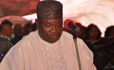 Gov. Ifeanyi Ugwuanyi of Enugu State