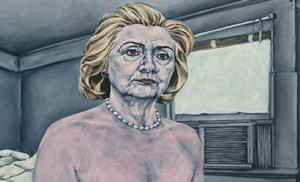 Naked Clinton