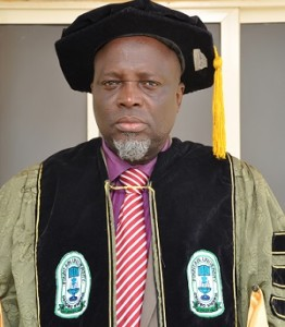 Professor Is-haq Oloyede
