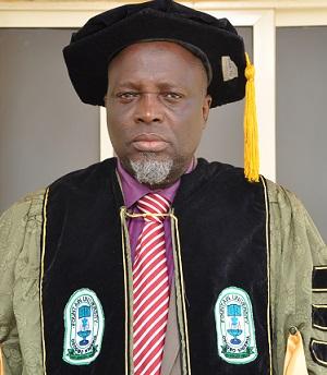 Professor Is-haq Oloyede