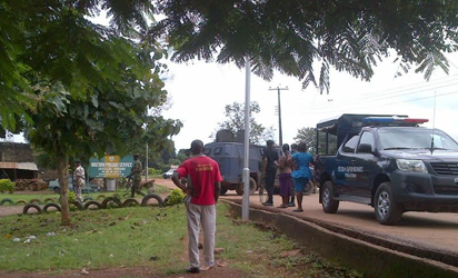 Abakaliki jail-break