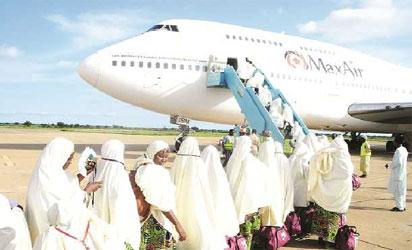 •Nigerian Pilgrims