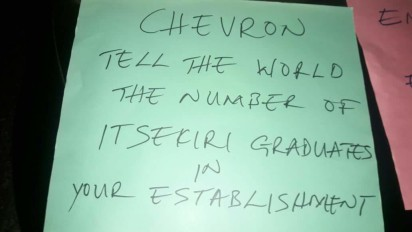 Ugborodo Chevron