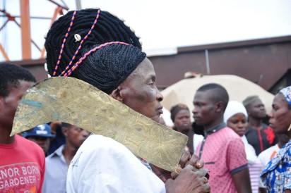Osogbo 2016 festival.Photo;Akeem Salau