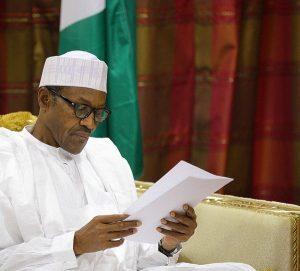 Buhari forwards Ayine to Senate for confirmation as AuGF