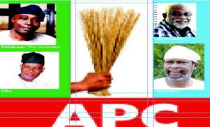 Ondo APC contenders