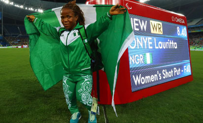 I am not proud of my country- Paralympics gold medallist Onye