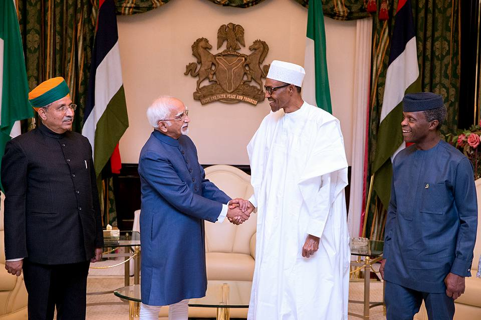 India seeks closer ties with Nigeria as trade volume reaches $14bn