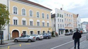 Adolf Hilter's birth house