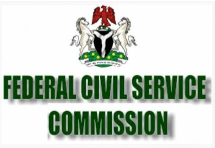 On-line Federal Civil Service Commission job advertit not true ... on