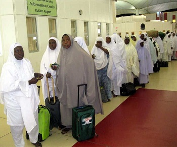 Airlift of intending pilgrims from Lagos State commences on Aug. 4