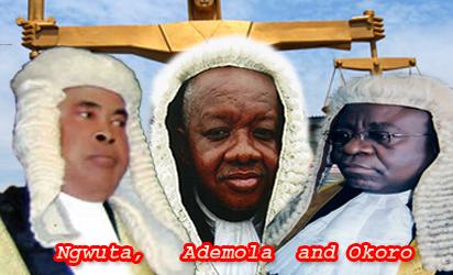 Ngwuta, Ademola and Okoro