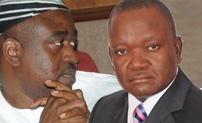 Suswam and Ortom
