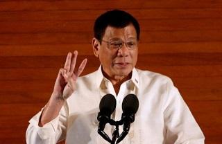Duterte urges all nations to quit ICC