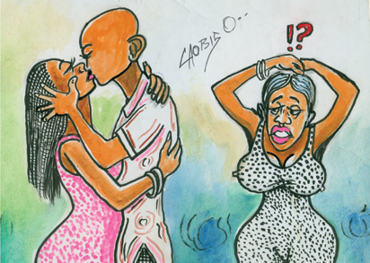 'I never dreamt I could welcome my husband's 'new wife into our matrimonial home!' - Vanguard News