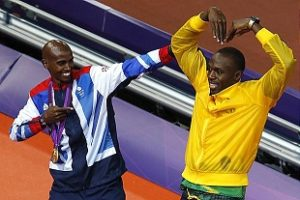 Usain Bolt and Mo Farah nominated for IAAF Awards